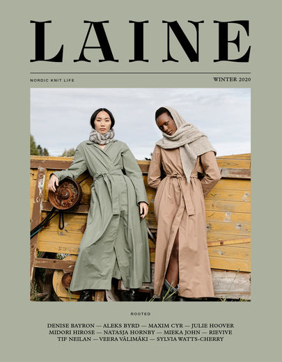 Laine #10 cover