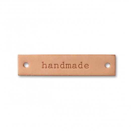 handmade leather label 403 795